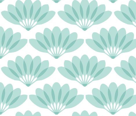 Another fabric choice: Fans Mint, Myracl Shops, Fabrics Shops, Like Fabrics, Custom Fabrics, Fabrics Patterns, Fabrics Wallpapers, Fabrics Choice, Fans Patterns