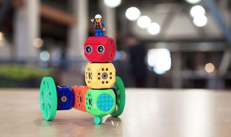 #Robo #Wunderkind - jeder kann einen Roboter bauen