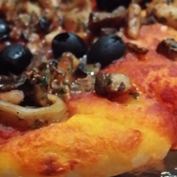 Impasto pizza del maestro Adriano