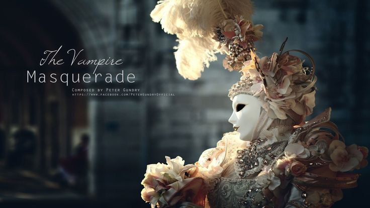 Dark Vampire Music - The Vampire Masquerade | Waltz - Peter Gundry