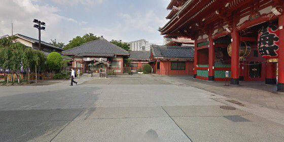 Check out Asakusa, Taito, Japan on #StreetView