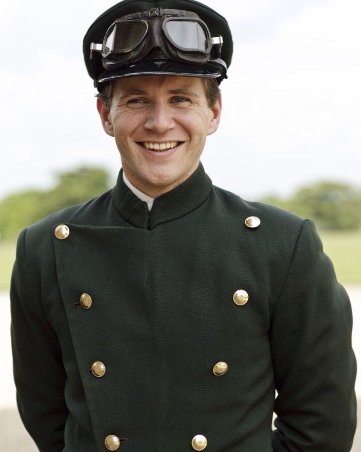 Allen Leech - Irish actor