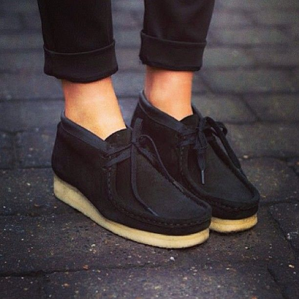 #clarks | #wallabees | Instagram photo by @thecrepesoleconnoissuer