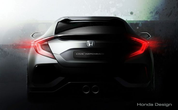Honda apresentara novo Civic Hatchback em Genebra