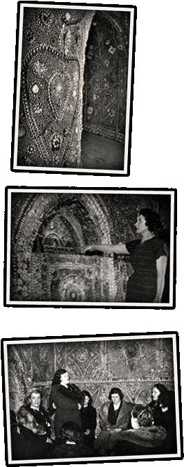 About | The Shell Grotto, Margate