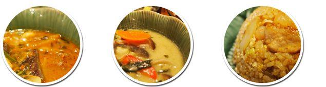 おすすめ料理メニュー | SabaySabay[サバイサバイ] 西宮市武庫川にあるタイ料理レストラン