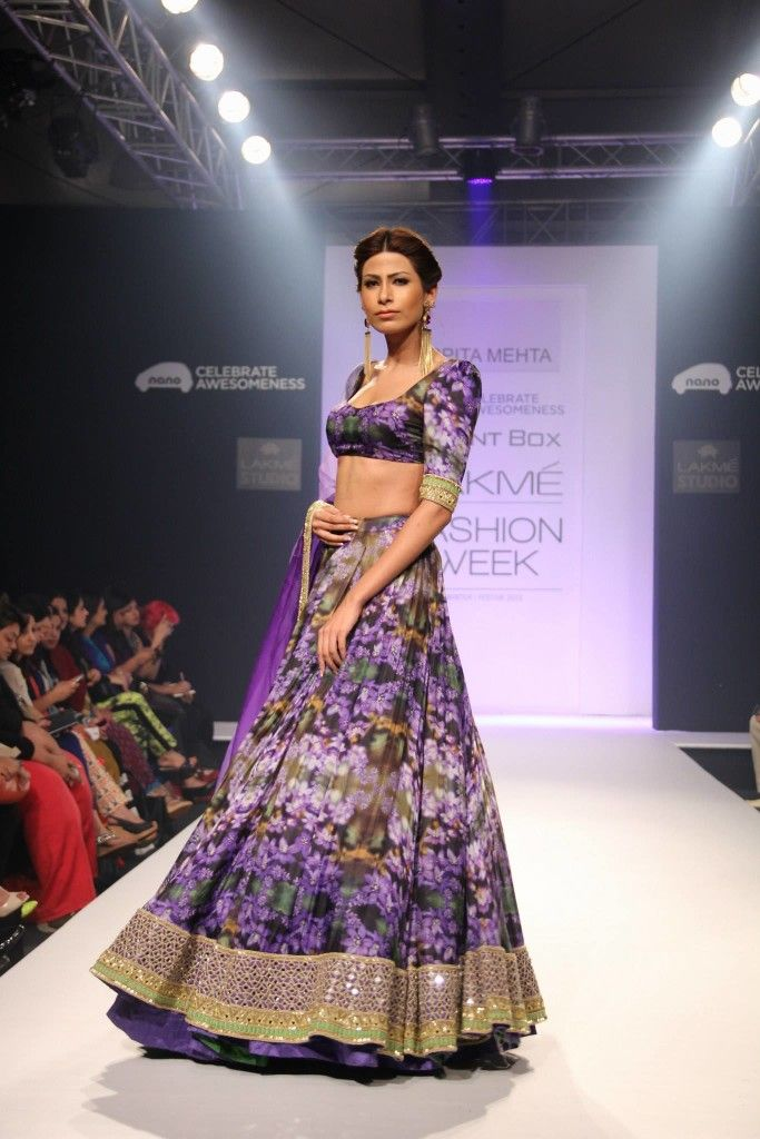 Lakme Fashion Week 2013 – WinterFestive