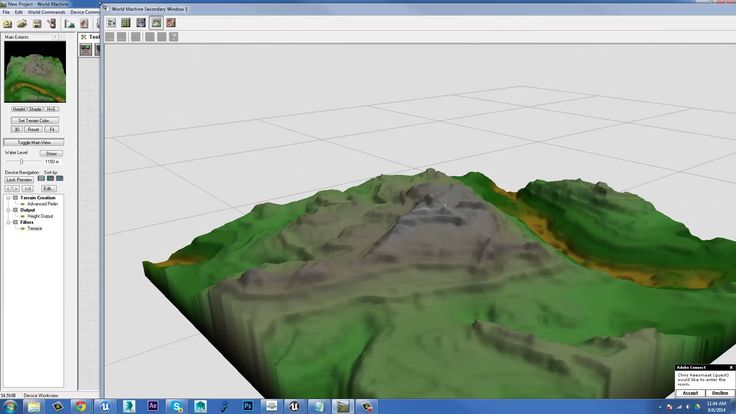 This is a quick crash course in the operation of World Machine, a terrain generation package used widely in Game Development. Through these videos you will l...