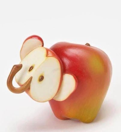 Elefante de Manzana