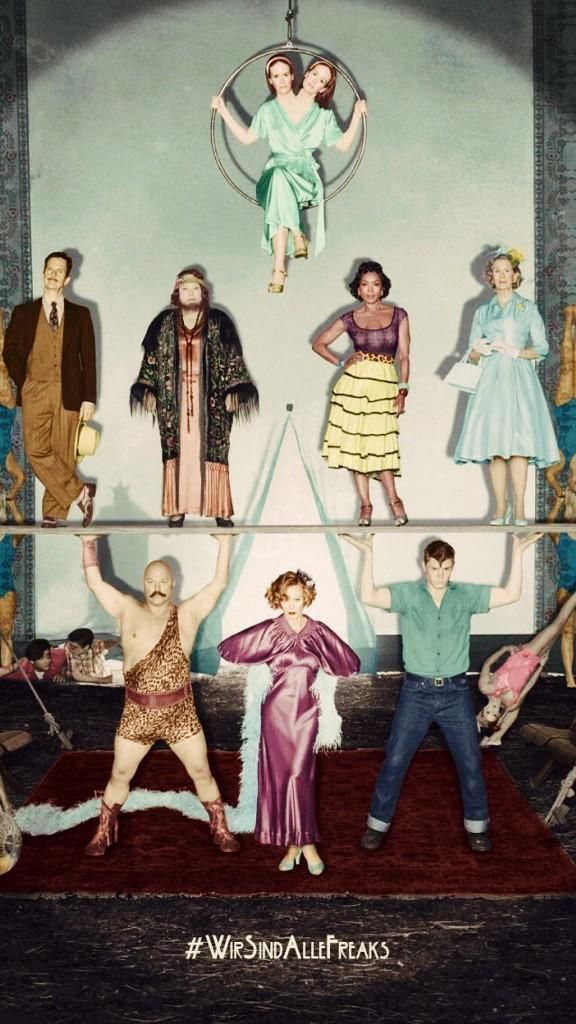 American Horror Story: Freak Show . Hurry up already