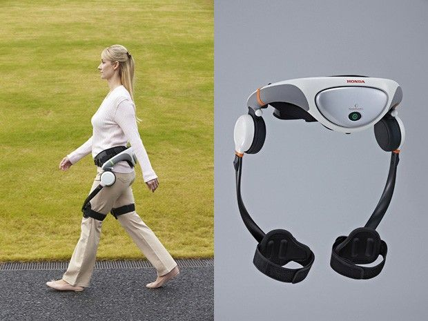 Honda starts testing Walking Assist device in large-scale US trials. Up to 80 percent of US stroke survivors have trouble walking quickly or smoothly, and Walking Assist's combination of hip sensors and motors could get some patients back to a normal stride.