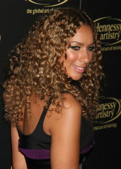 leona lewis curly hair - photo #13