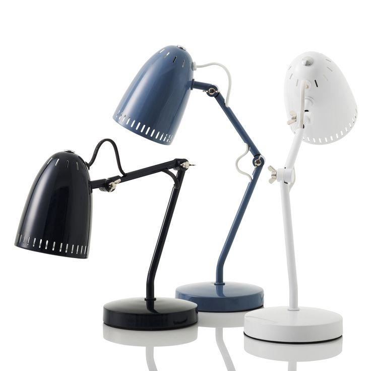 Beautiful Lampe de bureau directement inspir e des lampes d uarchitectes au style vintage elle