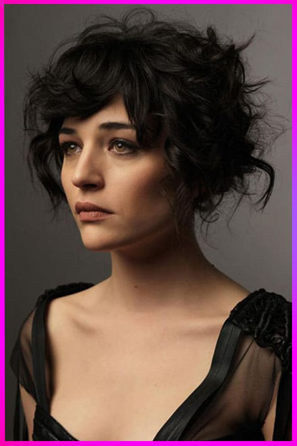 65 Different Versions Of Curly Bob Hairstyle Curly Hair Styles Curly Bob Hairstyles Thick Hair Styles