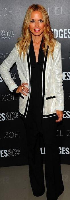 Oh Rachel Zoe sequin cardigan, why must you cost $375?