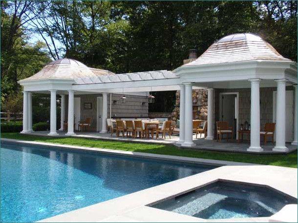 pool house ideas brooks falotico shingle poolhouse design fairfield county ct exteriors pinterest home design modern classic and home