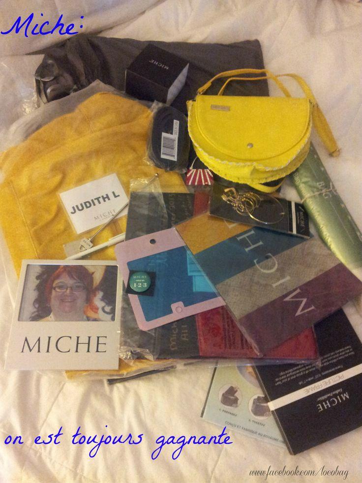 Tous mes cadeaux Miche du Miche Fest!!  WOW