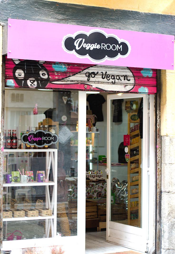 Veggie Room: Vegan Store in Madrid (Spain)
