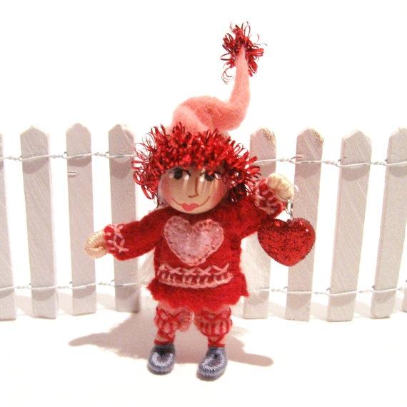 Lil Valentine Gnome