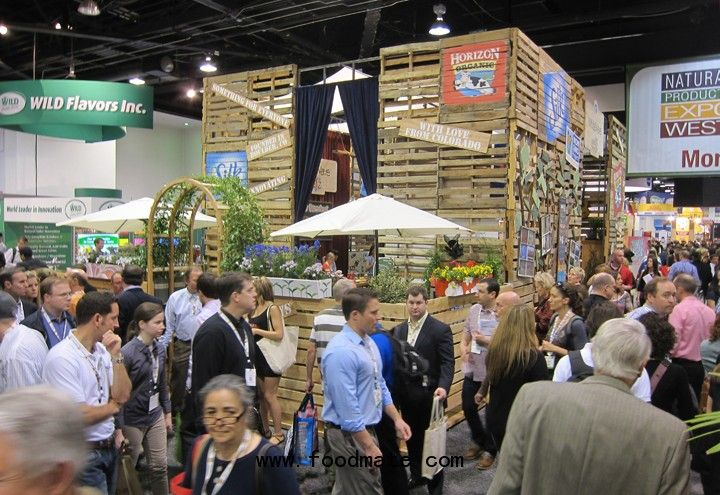 Food Exhibition Stall : Natural products expo west photo exhibitor stand ideas
