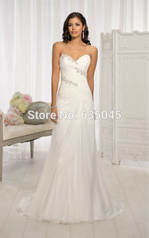 14 best WEDDING DRESSES images on Pinterest | Wedding frocks, Short ...