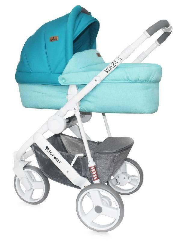 Детская коляска 2 в 1 Lorelli Monza 3, aquamarine  Цена: 382 BTN  Артикул: 10020741741   Подробнее о товаре на нашем сайте: https://prokids.pro/catalog/kolyaski/kolyaski_2_v_1/detskaya_kolyaska_2_v_1_lorelli_monza_3_aquamarine/
