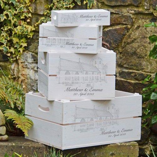 Wedding Crate.