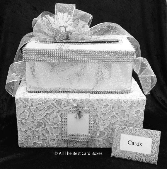 16 best wedding card boxes images on pinterest wedding card boxes
