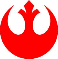 """""""Light Side"""" - French vanilla cake The Alliance Starbird, also known as the Phoenix, was the insignia of the Alliance to Restore the Republic. It adorned the flight helmets of a number of Rebel pilots during the Galactic Civil War. It was based on the Marek family crest."""