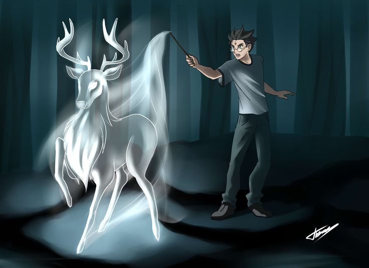 Patronus light by TomAlbert.deviantart.com on @deviantART