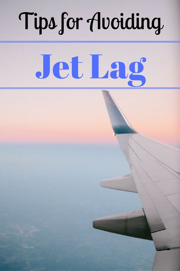 Jet lag is one of the hardest parts about travel, especially when going overseas. Read these tips for avoiding jet lag before you set out on your next trip!