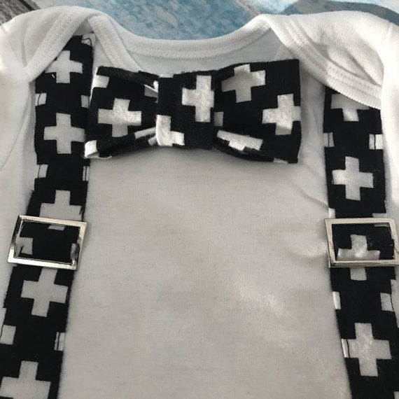Clip on bow tie - clip on bowtie - baby tie - baby bow tie - baby bowtie - baby bowties - newborn bowtie - newborn bow tie - baby boy tie