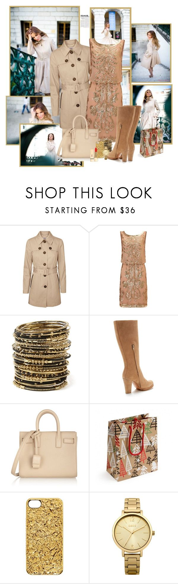 """""""Cristina Ferreira"""" by rfultrastars ❤ liked on Polyvore featuring Vero Moda, Ariella, Amrita Singh, Coclico, Yves Saint Laurent, Marc by Marc Jacobs, Oasis, PUR and cristinaferreira"""