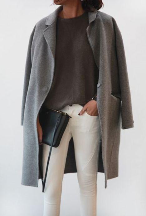 편하고 자연스러운 느낌이 대세인 요새 패션 트렌드 - 연예인자료방 - 쌍화차 코코아
