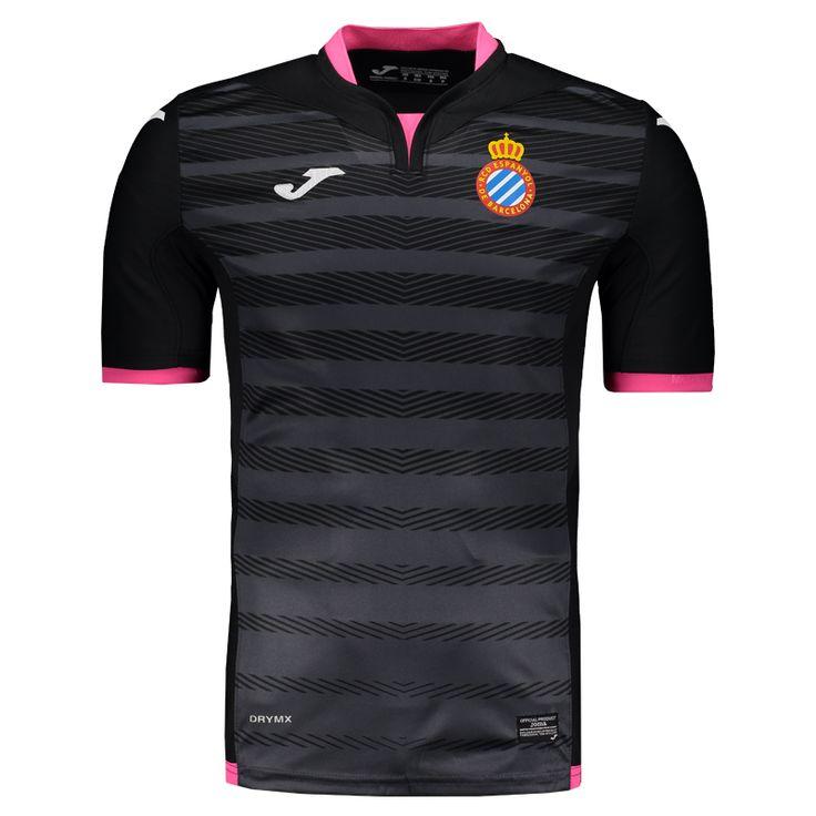 Camisa Joma Espanyol Third 2017 Somente na FutFanatics você compra agora Camisa Joma Espanyol Third 2017 por apenas R$ 199.90. RDC Espanyol. Por apenas 199.90