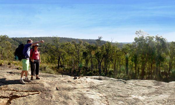 Perth Hills Hiking