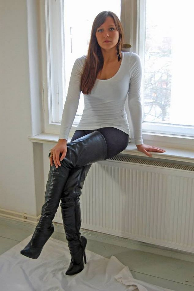 Babes In Thigh High Boots | Bsrjc Boots