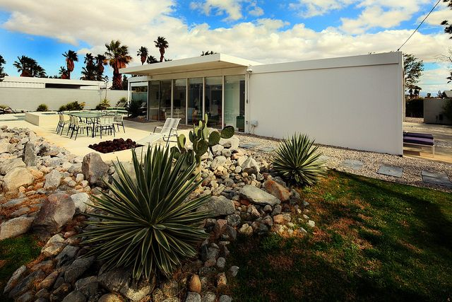 Alexander Steel House by Donald Wexler (1961)