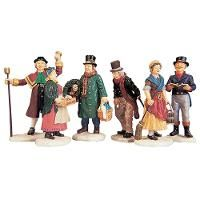 Lemax 6pc. Village People Figurines
