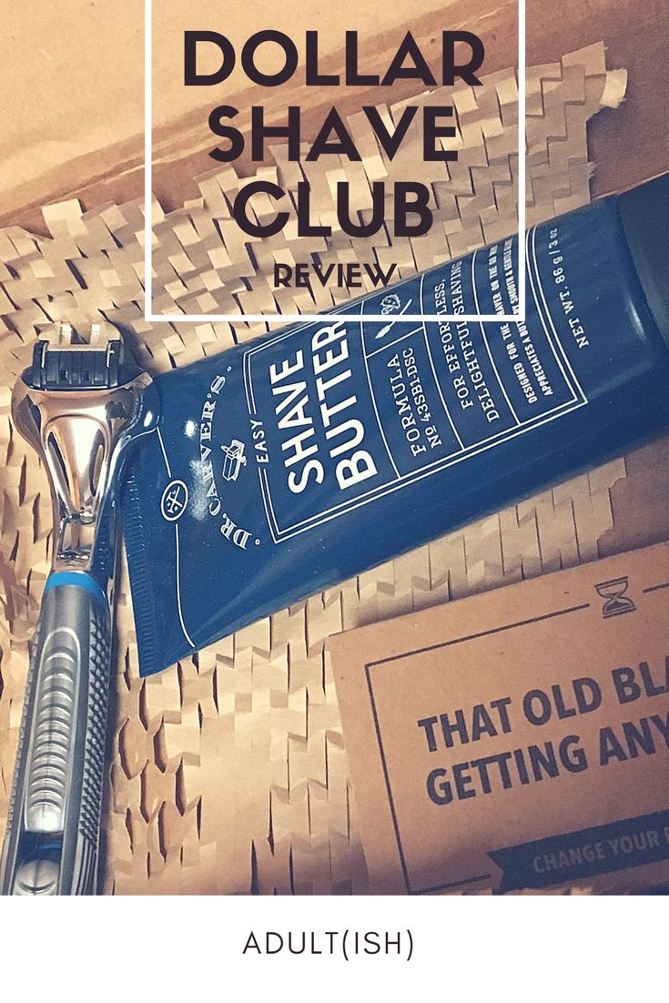 Review of Dollar Shave Club