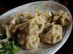 Buuz (raviolis mongols)
