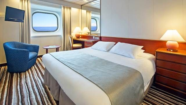 Rooms | P&O Cruises Australia