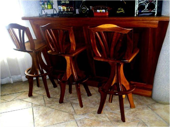 Sillas para barra americana sillas de barra sillas para for Sillas para desayunador