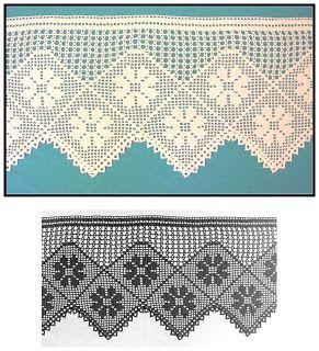 Patterns and motifs: Crocheted motif no. 1074