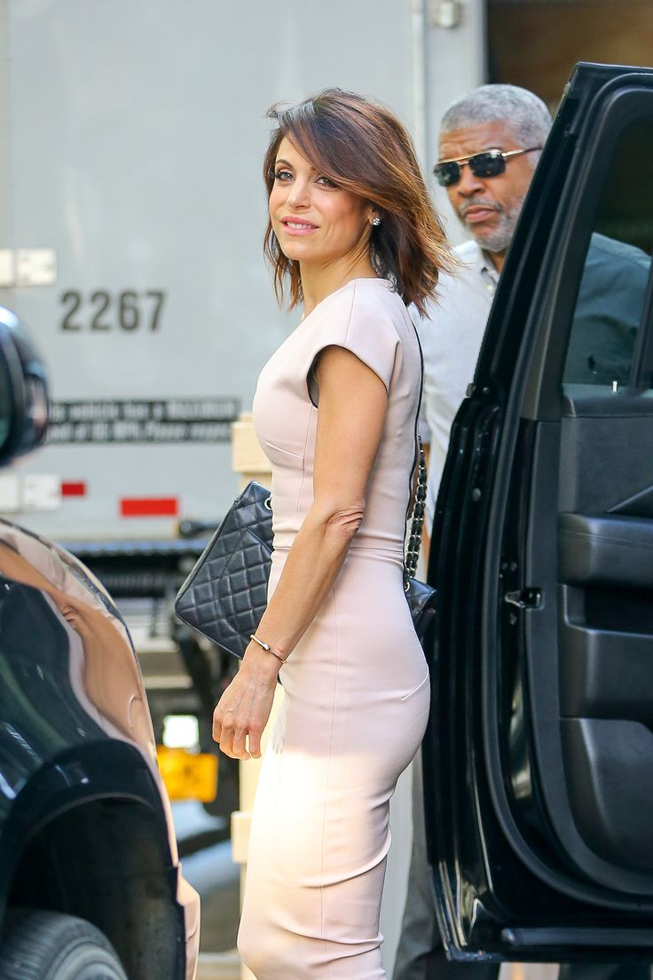 RHONY Bethenny Frankel Plays Mom As A Part-Time Role