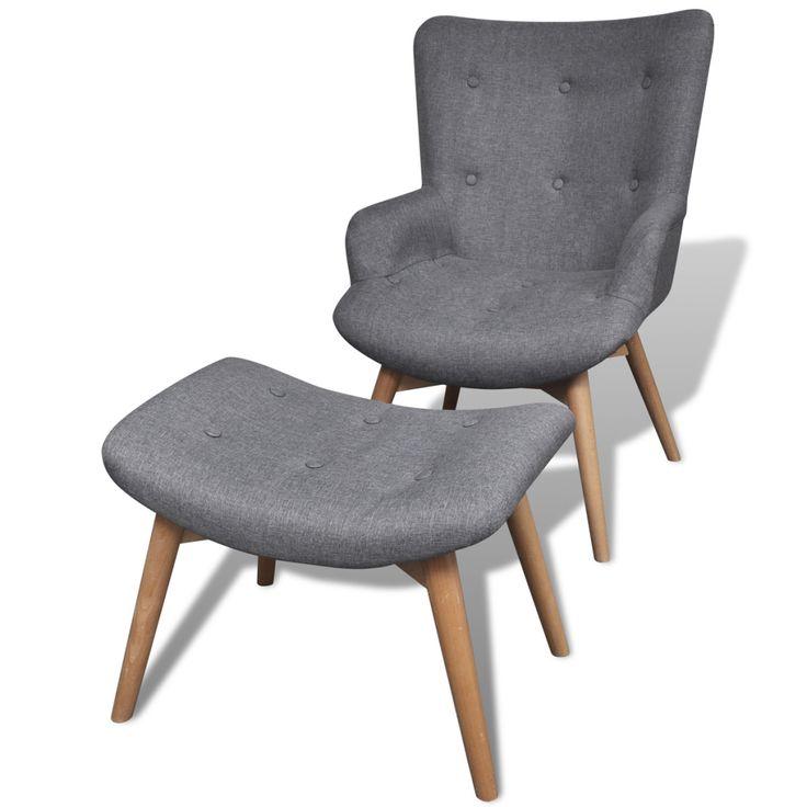 Sessel ikea grau  Die besten 10+ Sessel mit hocker Ideen auf Pinterest | Sofa hocker ...