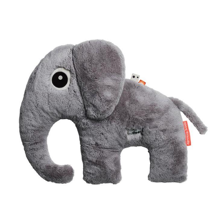 Knuffel Elphee de olifant is een heerlijk zachte knuffel. Elphee is een echte vriend, hij bewaart al je geheimpjes en houdt erg van knuffelen en van jou!!