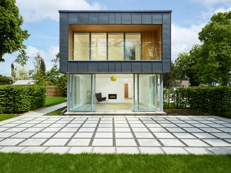 VELFAC windows and casement doors bringing contemporary design and low energy performance to both traditionally styled houses and an innovative, modern home.
