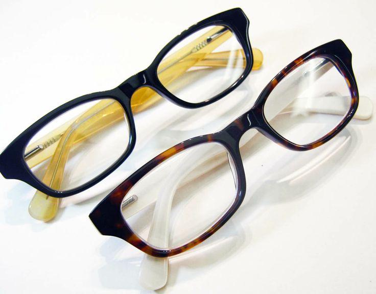 Hipster Black Frame Reading Glasses : 1000+ images about Geek & Hipster Reading Glasses on Pinterest