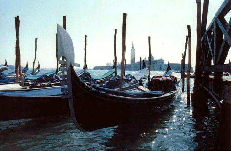 Venecia en marzo. 1997 Susana Soto Poblette.